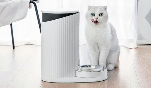Умная кормушка Xiaomi для котов и собак