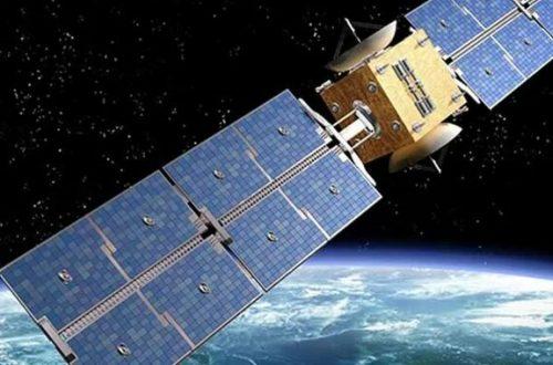 Новый «полярный» спутник «Арктика-М» получил первый снимок