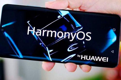 """Huaewi выпустила HarmonyOS 2.0, которую называют """"убийцей Android"""""""