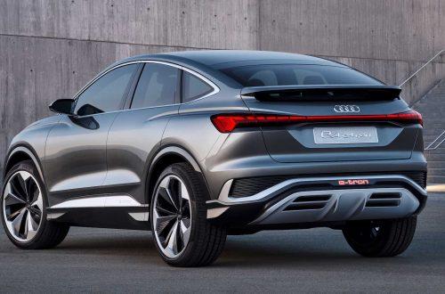 Audi начала производство электрического кроссовера Q4 e-tron