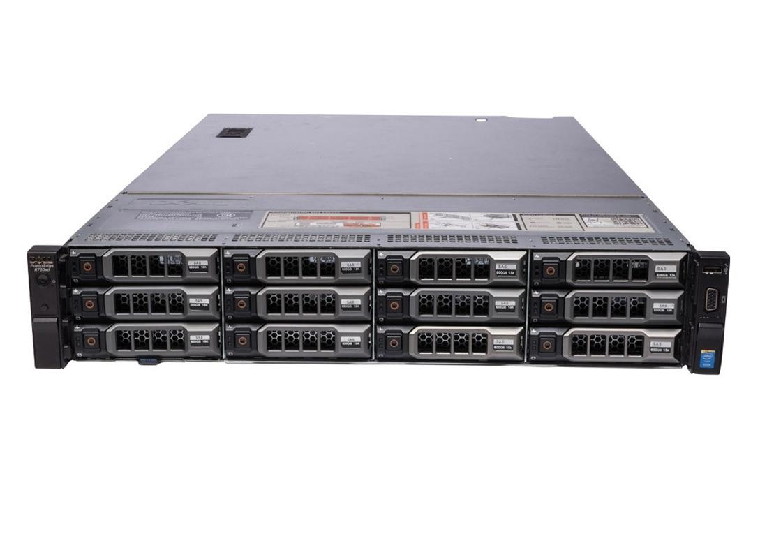 Возможности нового сервера R730xd