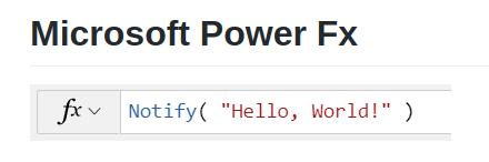 Новый Power Fx от Microsoft предлагает разработчикам язык программирования с открытым исходным кодом